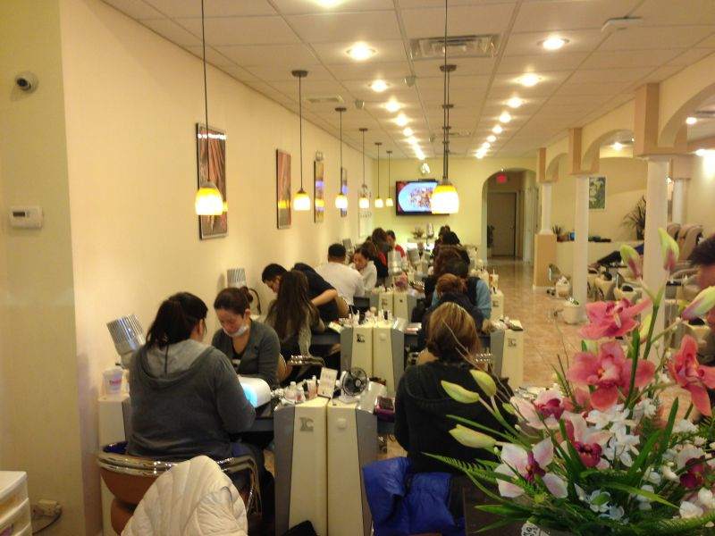 Cần Thợ Nails In Tyler, TX Little Falls, NJ