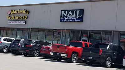 Bán Tiệm Nail Good Location Income Ổn Định In Taylor Texas