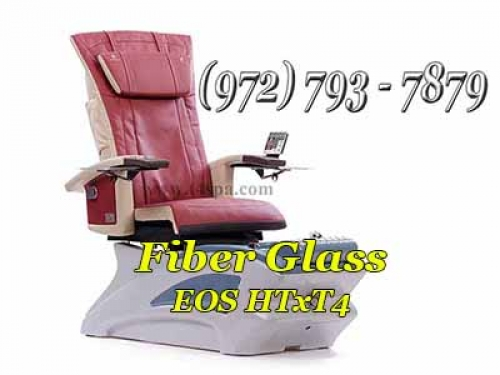 Pedicure Chairs T4 Spa Fiber Glass EOS HTxT4